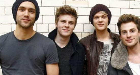Lawson are set to hit the US
