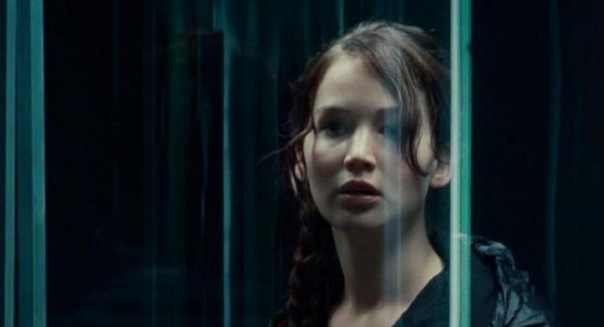 A still from the massively successful 'Hunger Games'