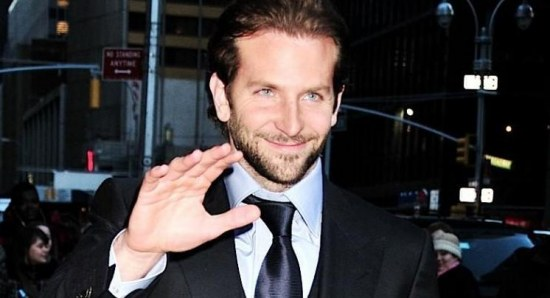 Bradley Cooper has also been signed up