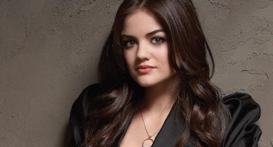 Lucy Hale is linked to the role of Anastasia Steele