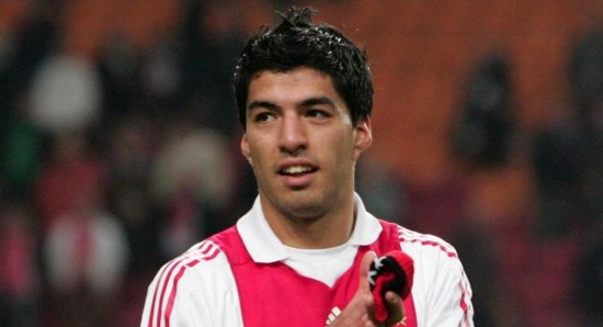 Suarez joined Liverpool from Ajax in 2011