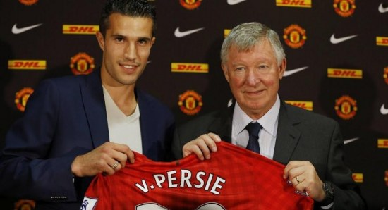 Since Van Persie joined, Rooney stopped being the focal point of the team