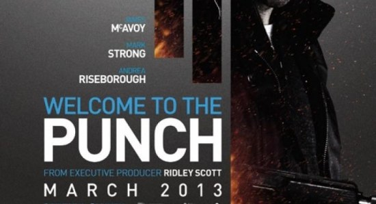 Welcome to the Punch movie poster