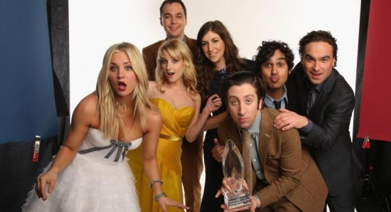 Melissa Rauch reveals how close The Big Bang Theory family are ...