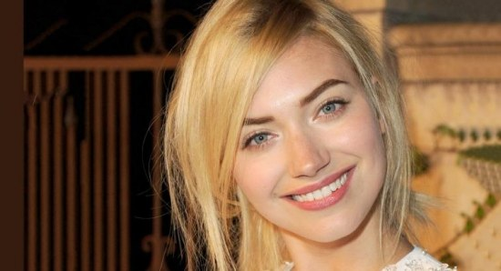 Imogen Poots also stars in the movie