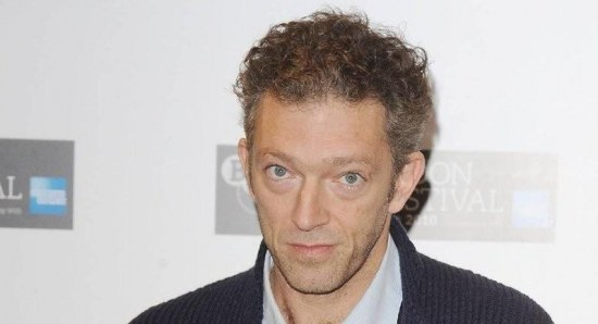 Vincent Cassel promoting 'Black Swan' at a film festival