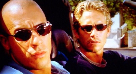 Scene from Fast and Furious