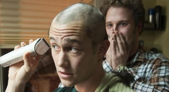 Joseph Gordon-Levitt in 50/50