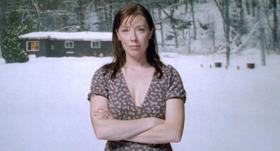 Molly Parker is also in the film