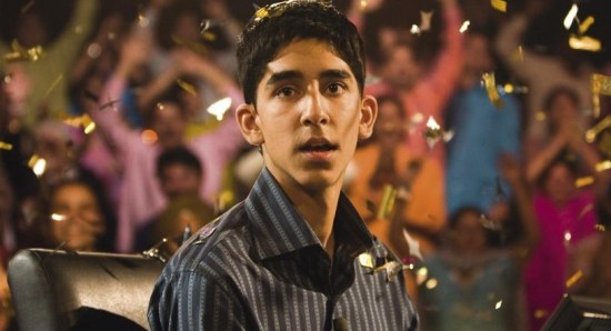 Dev Patel starred with Nicholas in the show