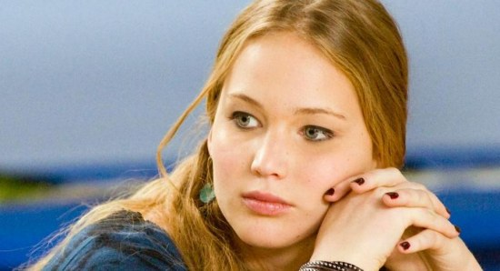 Jennifer Lawrence in 'The Beaver'