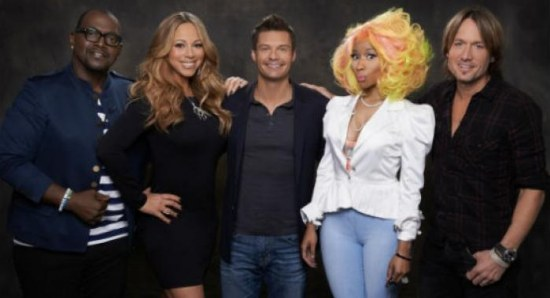 The American Idol team for 2013