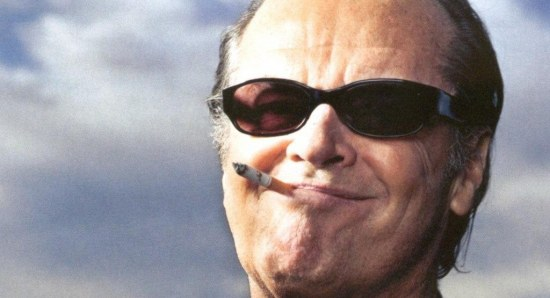 Jack Nicholson loves the Lakers