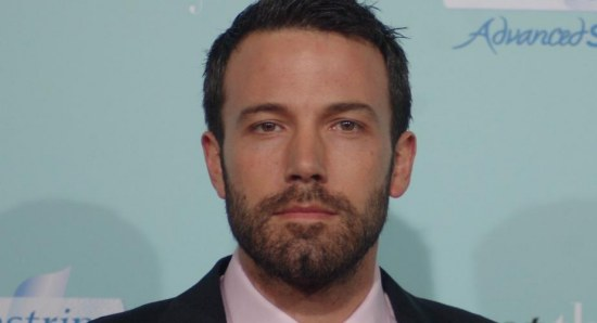 Ben Affleck is also in the film