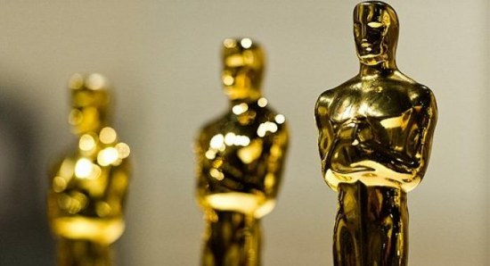 Statuettes prepared for the Academy Award ceremony on February 24th