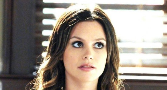 Rachel Bilson on 'Hart of Dixie'