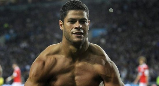 Hulk playing for Zenit