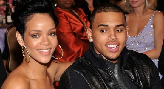 Chris and Rihanna spent a quiet Christmas together