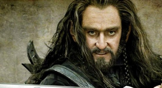 Richard Armitage as Thorin Oakenshield in 'The Hobbit'