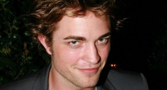 Robert Pattinson in 2008
