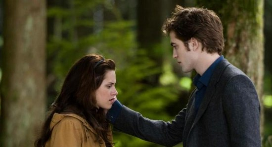 Robert Pattinson in the phenomenally successful Twilight Saga