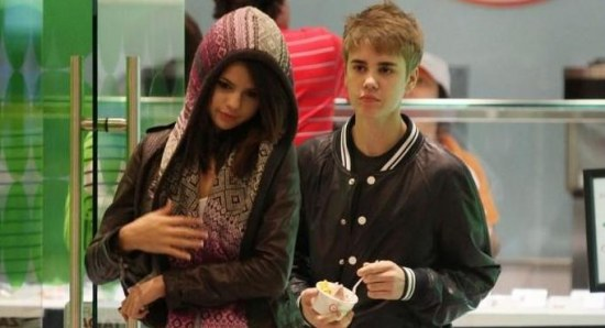 Selena Gomez and Justin Bieber before split