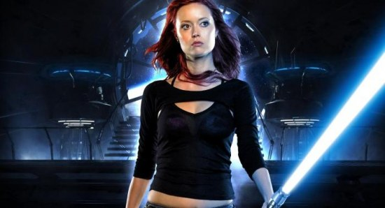Summer Glau as Mara Jade