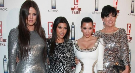 The Kardashian girls