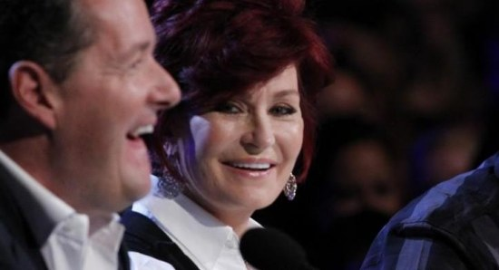 Sharon Osbourne is wanted by The X Factor