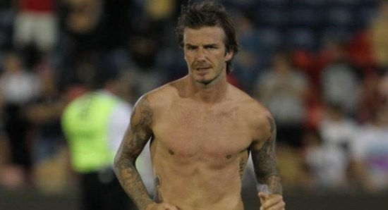 David Beckham leaving LA Galaxy