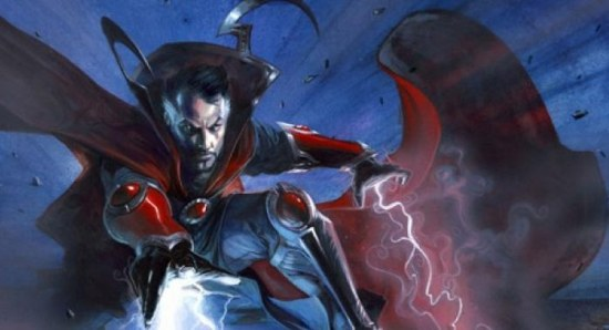 A Doctor Strange movie is also being worked on