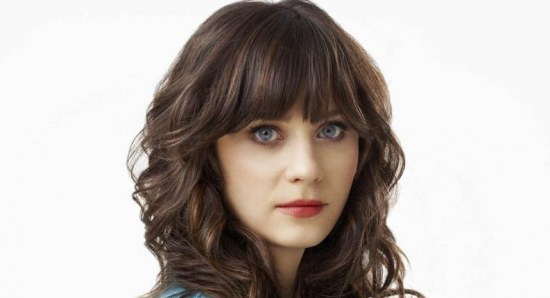 Fans love Zooey's bangs