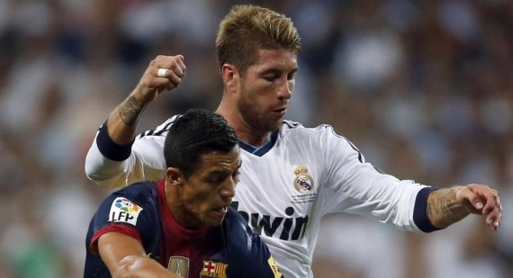 """Real Madrid will continue to fight for La Liga"" - Sergio Ramos"