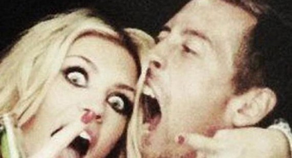 Abigail Clancy shares Peter Crouch wedding pics