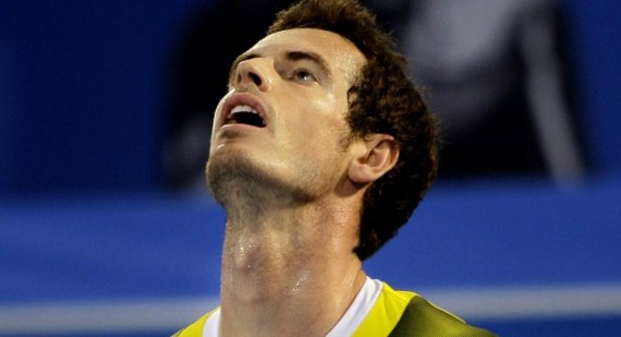 When will Andy Murray win his first Grandslam?