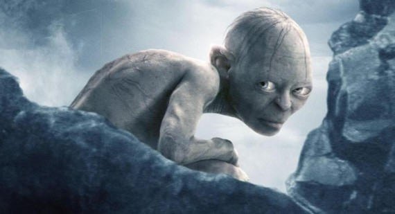 Andy Serkis talks Gollum reprisal for The Hobbit: An Unexpected Journey