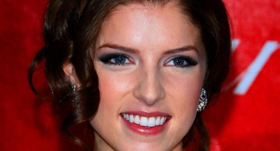 Anna Kendrick reveals her love of British men