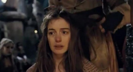 Anne Hathaway could not relate to Fantine in 'Les Miserables'