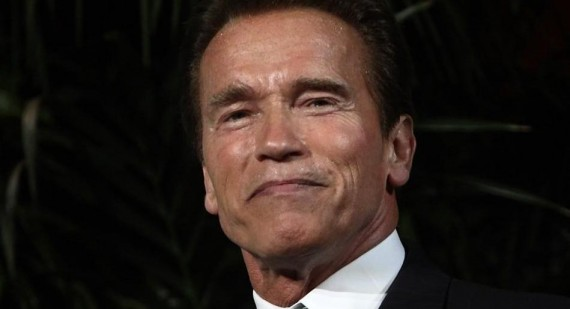 Arnold Schwarzenegger was worried about big screen return