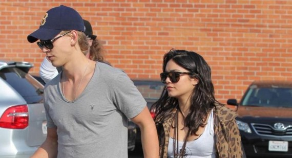 Austin Butler opens up about his relationship with Vanessa Hudgens