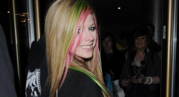Avril Lavigne reveals new single Here's to Never Growing Up