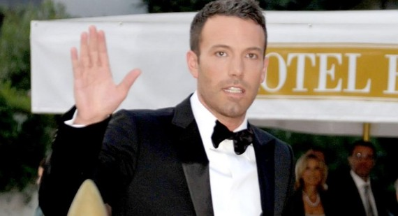 Ben Affleck reveals his man crush