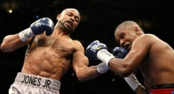 Boxing: Roy Jones Jr. vs Steve Collins is 20 years too late