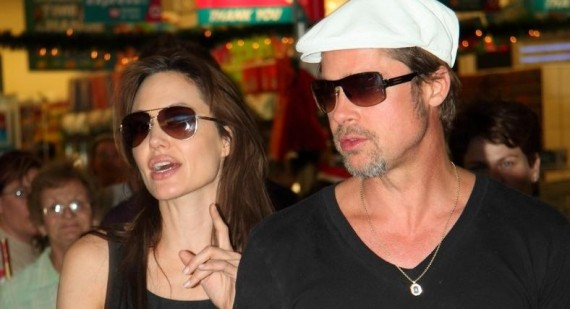 Brad Pitt and Angelina Jolie to marry in May