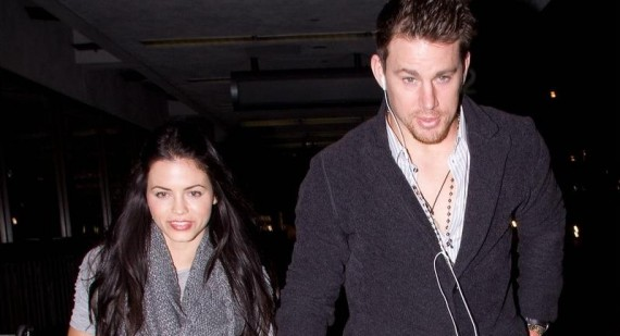 Channing Tatum says Jenna Dewan-Tatum has become a pregnant animal
