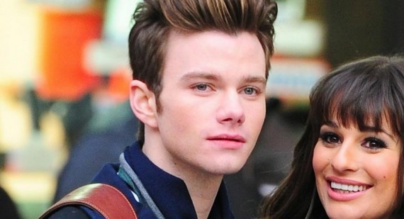 Chris Colfer talks Kurt and Blaine Glee future