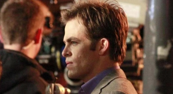 Chris Pine discusses the evolution of Kirk