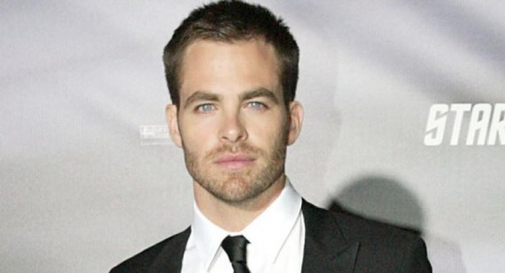 Chris Pine talks Star Trek Into Darkness
