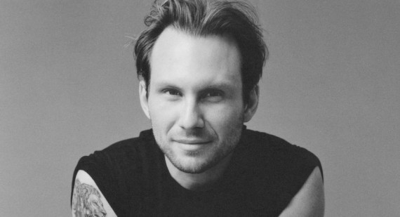Christian Slater gives wise words of advice