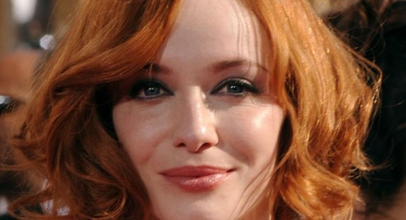 Christina Hendricks: Redheads the new Blondes
